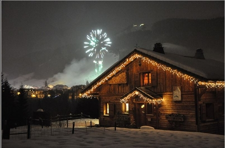 Luxurious Brand-New Morzine Chalet in Rhone-Alpes, France - Le Refuge Alpin