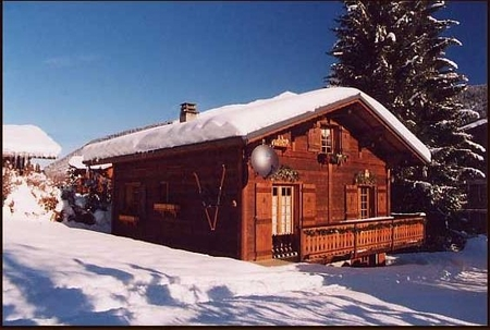 Stunning Ski Chalet Near The Lifts in Morzine, France - Le Petit Liseron