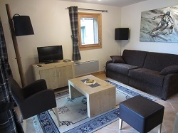 Samoens Apartment Rental with Indoor Swimming Pool - RESIDENCE LES CHARDONS ARGENTES