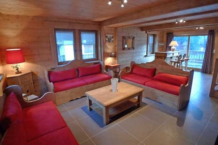 Nice 170m2 Holiday Chalet Rental, WIFI Internet Access