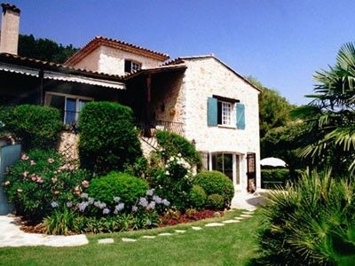Beautiful Provencal Family Villa with Pool and Private Garden in Mougins, Provence, France