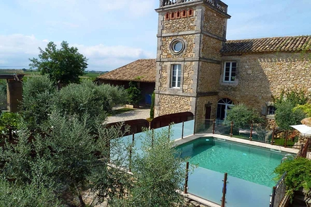 Authentic South of France Holiday Gite, Heated Pool and Air-Con, Near Beziers - Mas Lucienne