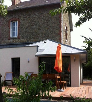 Renovated Family Home in Dinard, Brittany, France
