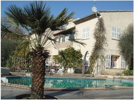 Studio Apartment Rental with Pool in Picturesque Village, Vence, Provence, France - Studio 4