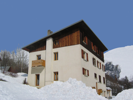 Holiday Chalet to Rent at the foot of Sybelles, Maurienne, Savoie - DUPLEX JACOBIN