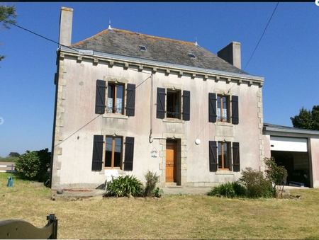 Renovated House near Kerdale Beach in Finistere, Brittany, France
