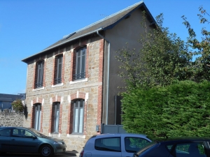 Saint-Lunaire Holiday House in Brittany, France