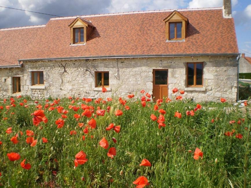 Beautiful 3 bedroom Gite in Parcay-les-Pins, near Saumur, Loire Valley