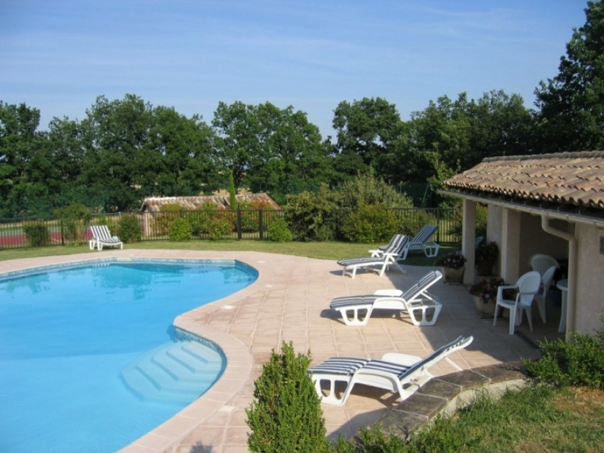 Farmhouse Cottage Rental near Gaillac, Tarn, Southwest France - The Cottage