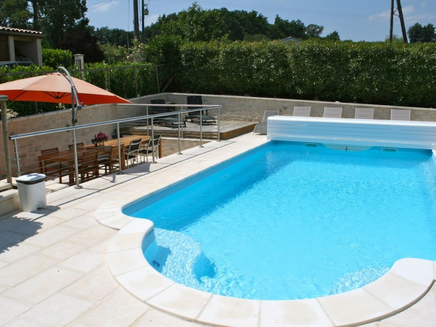 Beautiful Gite Complex with Heated Pool Nr Ste Foy la Grande, Gironde, France