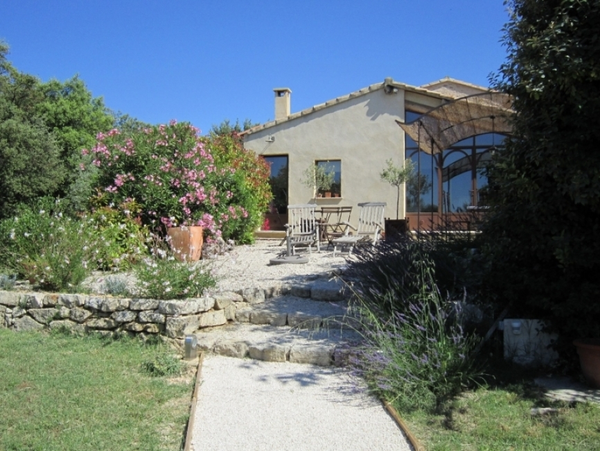La Maison de Lune, County House Rental Property, Bedoin, Provence, France