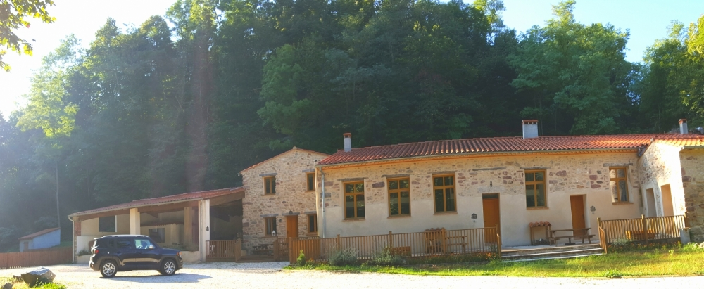 A  Tranquil Retreat of Apartments in the Foothills of the Mediterranean Pyrenees Vallespir - La Farga de Dalt