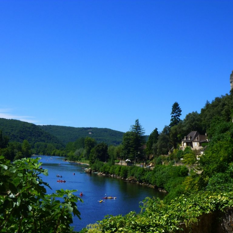 Stunning Dordogne Holiday House in La Roque Gageac, France - La Malartrie
