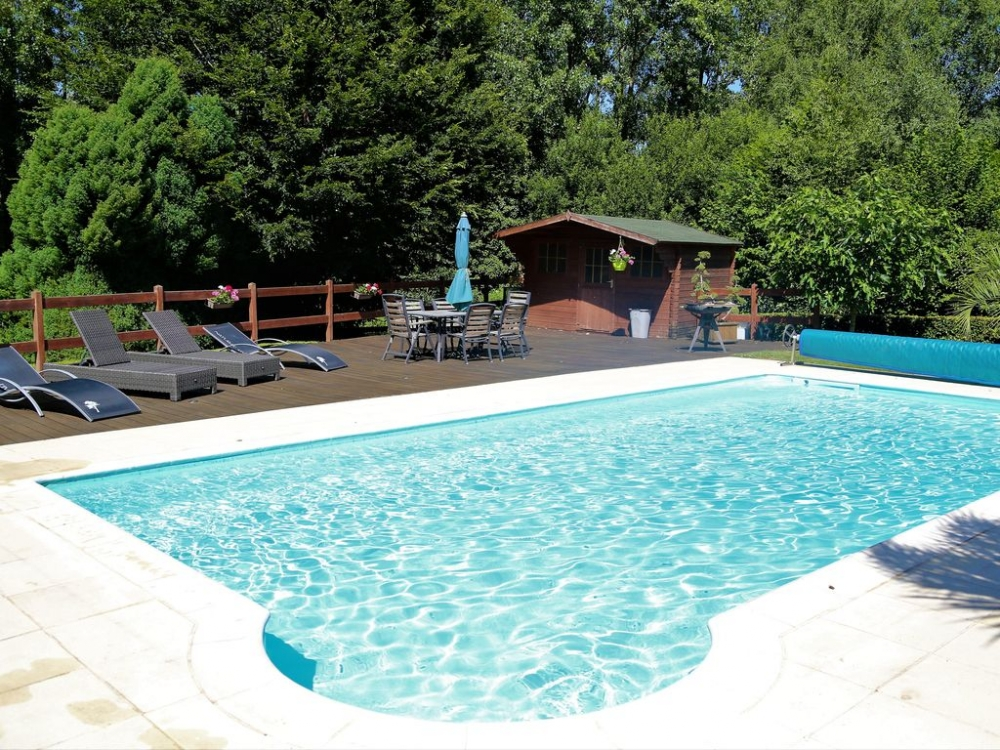 Detached Longere with Pool in Saint Gonnery, Morbihan, Brittany - Peaceful Location On Beautiful Grounds
