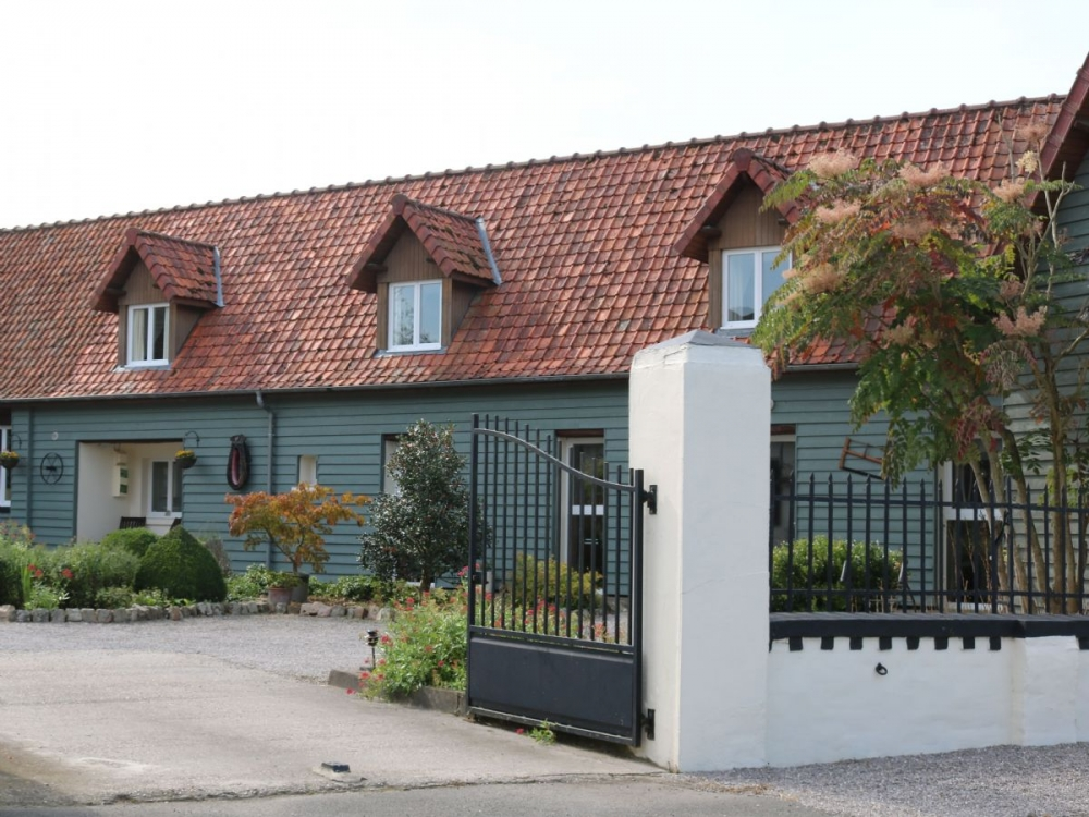 Holiday Gites Located in the Quiet Rural Village of Canlers, Pas-de-Calais, France - Jeanne la Flamme