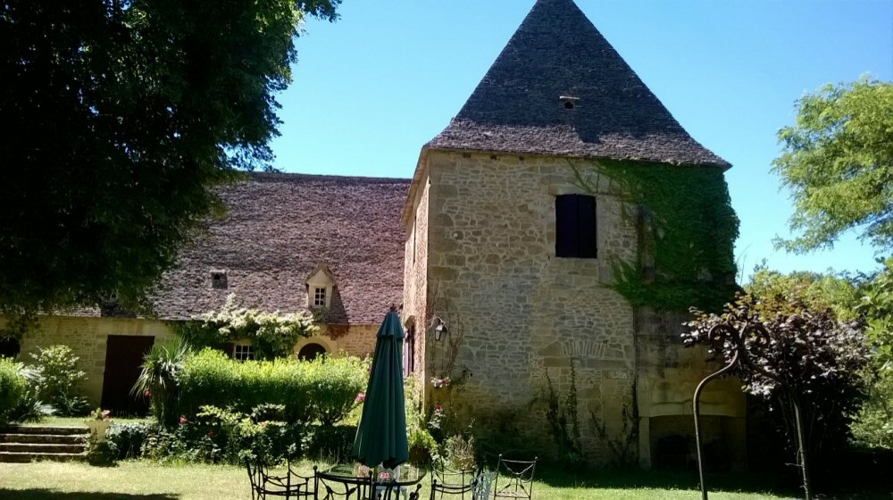Superb Dordogne Holiday Estate Situated in the Countryside, 8 km from Lascaux - Manoir de La Prandie