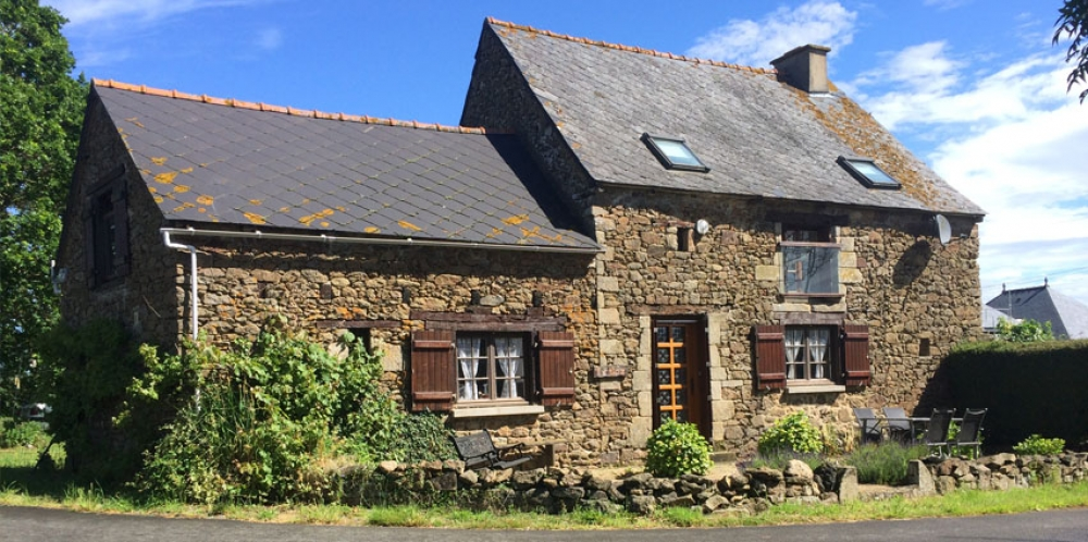 Restored 18th Century Cottage In Rural Brittany, Jugon les Lacs, Near Dinan
