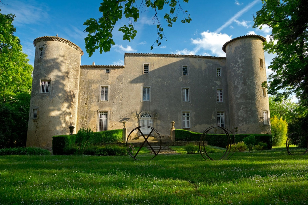 Majestic 13th century Holiday Chateau, between Toulouse and Carcassonne  | Chateau de La Commanderie