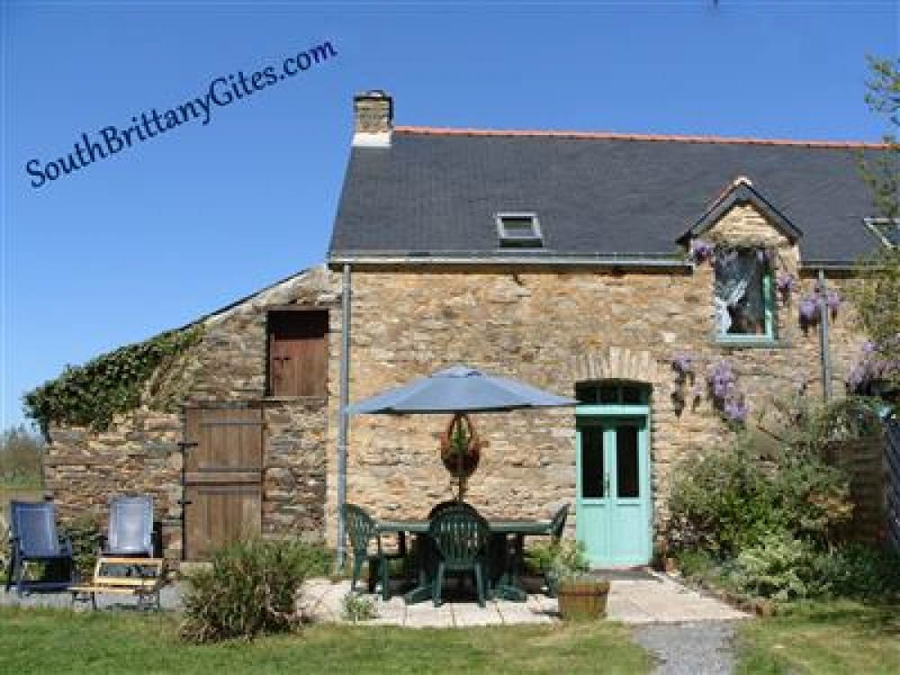 Lovely Country Home near La Roche Bernard & south Coast beaches in South Brittany, Morbihan