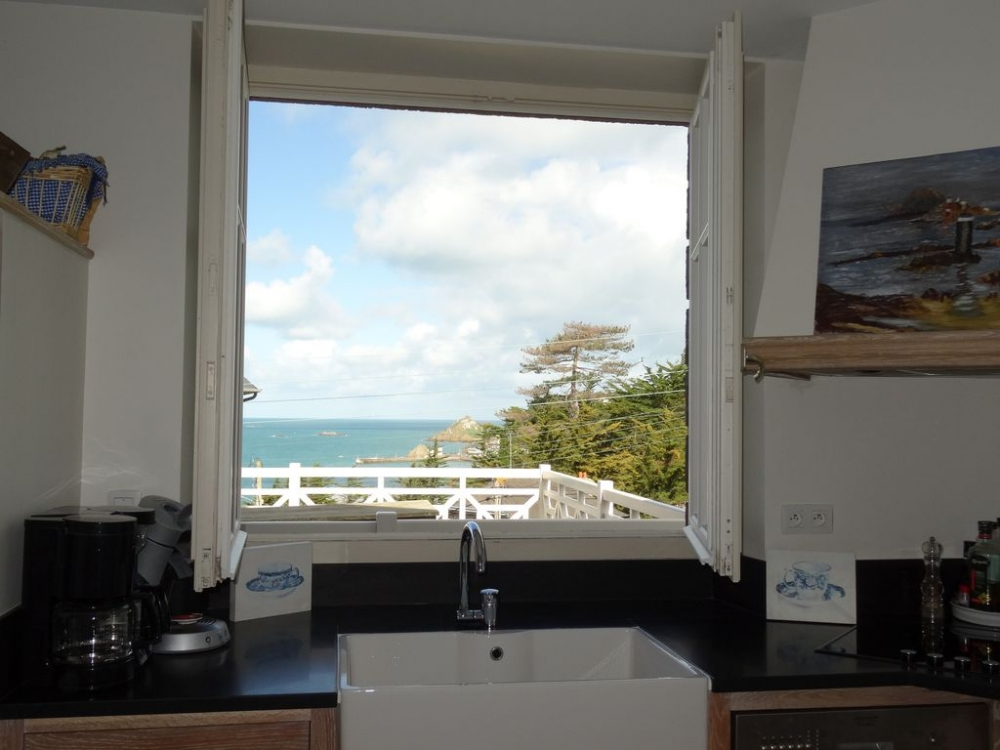 Charming Holiday House in Pleneuf-Val-Andre, Cotes-d`Armor - Sea Views