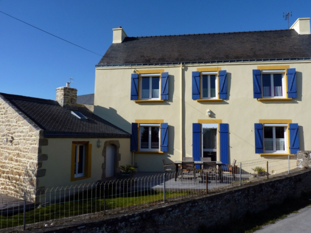 Renovated Character House in Baden, Morbihan, France - Overlooking the Gulf, Near the Beach