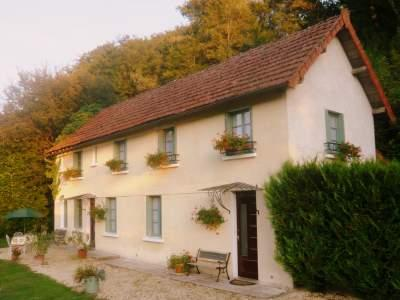 Two pretty Holiday Homes near Les Eyzies in Perigord Noir, Dordogne
