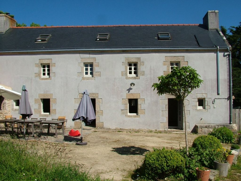 Spacious Farmhouse in Beuzec Cap Sizun, Near Quimper, Brittany - Peninsula Location