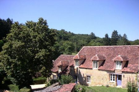 Self catering cottage to rent in Fleurac, near Les Eyzies, Dordogne