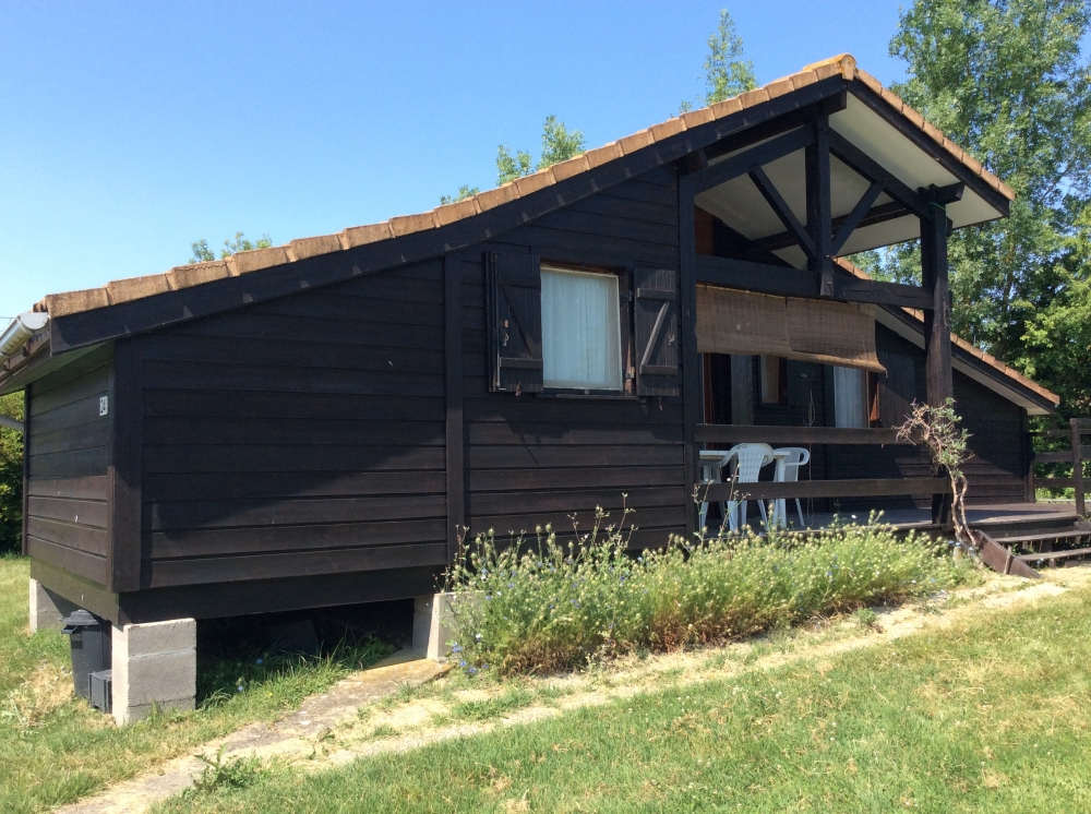 Wonderful Chalet Rentals in Lot et Garonne Wine Region, between the Périgord and Bordelais