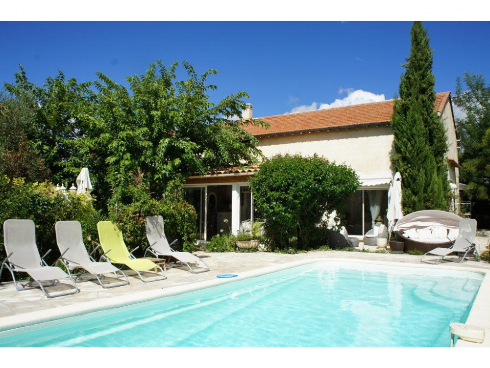 Holiday House with Private Pool Near Aix En Provence, Var, France