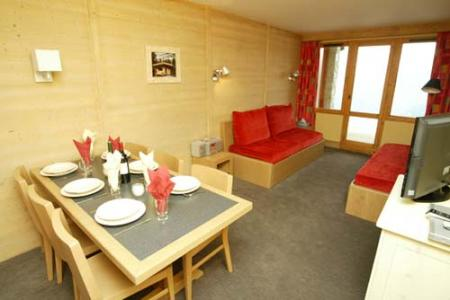Luxury La Plagne Holiday apartments, ski-in/ski-out - Le Boulier Apartments