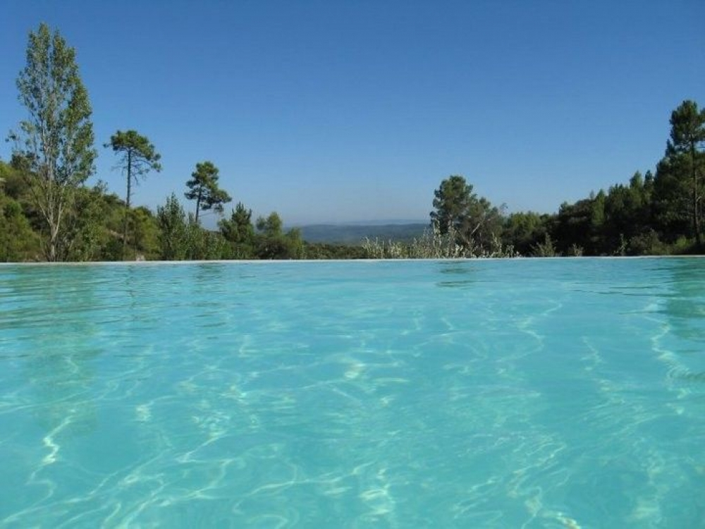 19th Century Holiday Home in Cotignac, Var - Infinity Pool and Superb Views