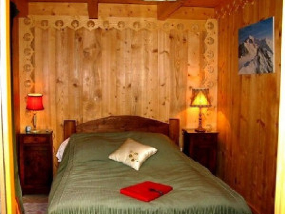 Apartment Rental in Les Houches, Near Chamonix, Mont Blanc Valley - Les Lilas