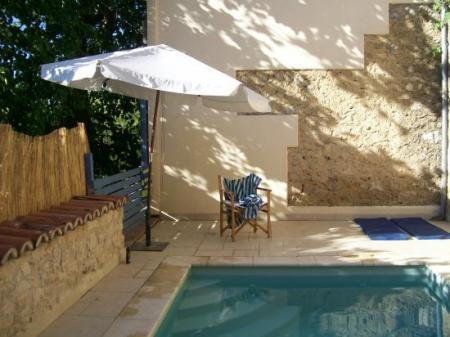 Private holiday rental home in Herault, 33 rue de la Gare