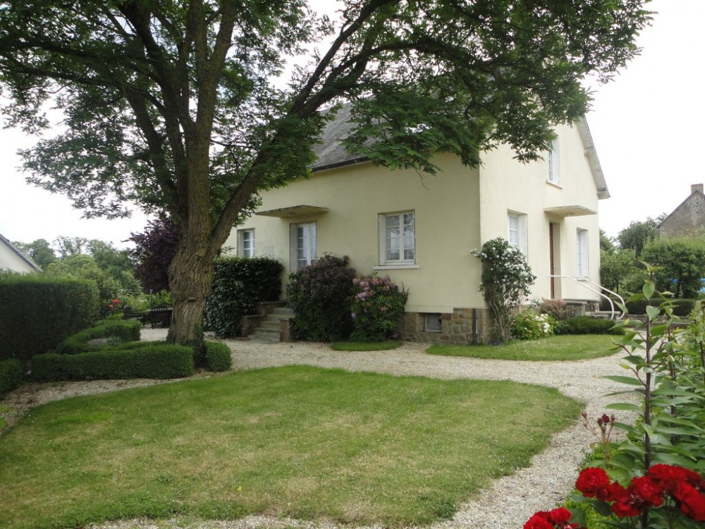 Private Normandy Holiday Home with Pool in St Fraimbault, Orne, France
