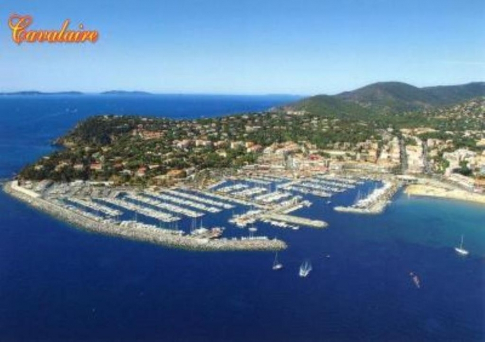 Self catering holiday apartment in Cavalaire-sur-Mer, Var, Provence
