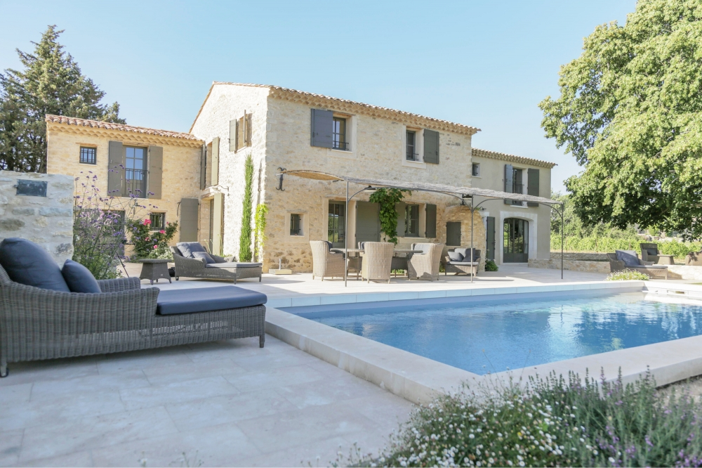 Les Trois Clefs - a luxury 4-bedroom villa in the heart of the Luberon, Provence