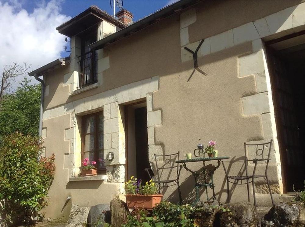 Self Catering Holiday Rental Gites in St Remy-sur-Creuse, Vienne - La Vieille Ferme
