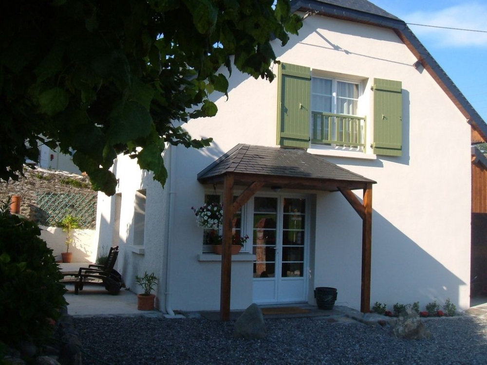 Holiday Gite Rental at Foot of Hautacam, Near Ayros-Arbouix, French Pyrenees - Perfect for Cycling, Skiing