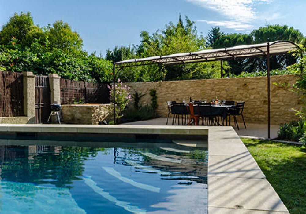 Maison de Savornin … Stunning villa-like house in the heart of Lourmarin