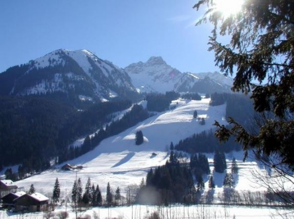 La Chapelle d'Abondance Family Holiday Chalet Rental, between Chatel and Abondance