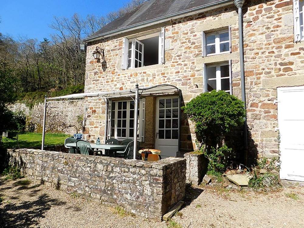 Gites for Rental Near Campeaux in Calvados, Normandy, France - Gite du Cadran Solaire