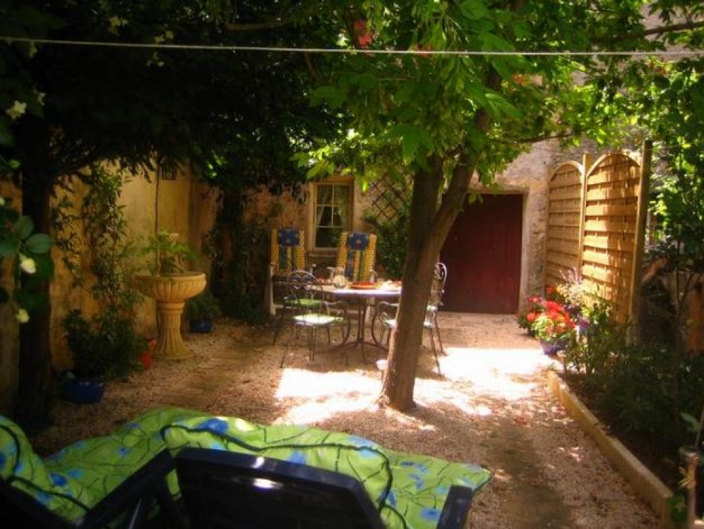 Charming Self-Catering House To Rent In Oraison, France
