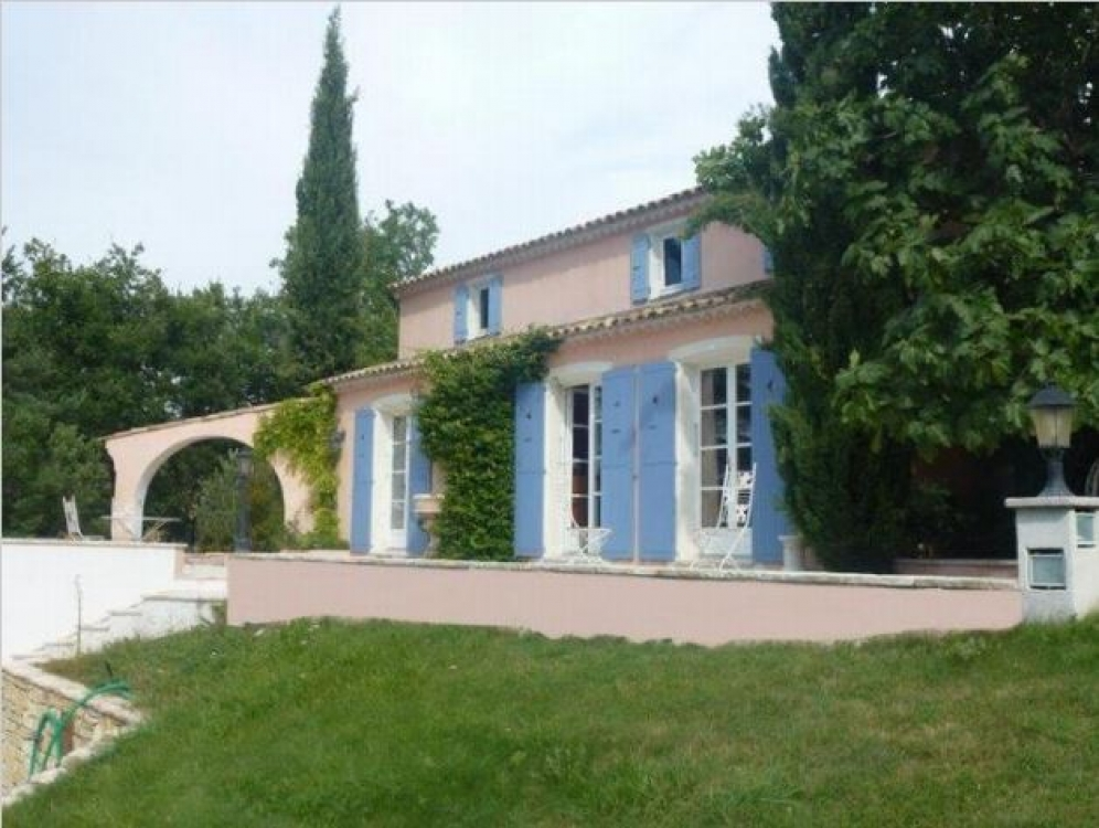 Lakeside Villa, Esparron de Verdon, Alpes-De-Haute-Provence, France