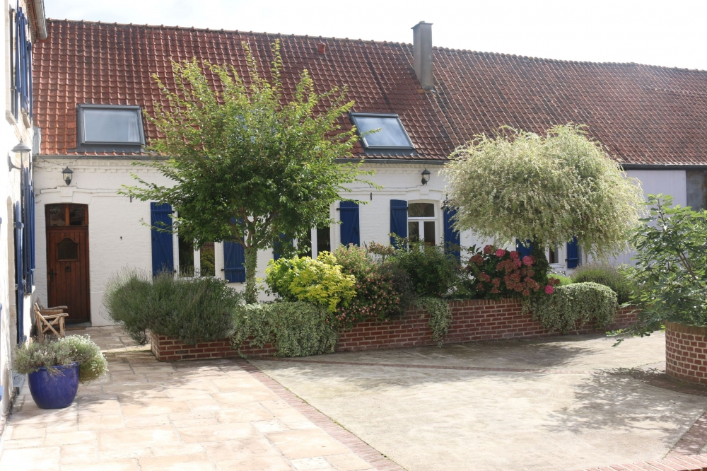 Holiday Farmhouse at Delettes, near Therouanne, Pas de Calais, France