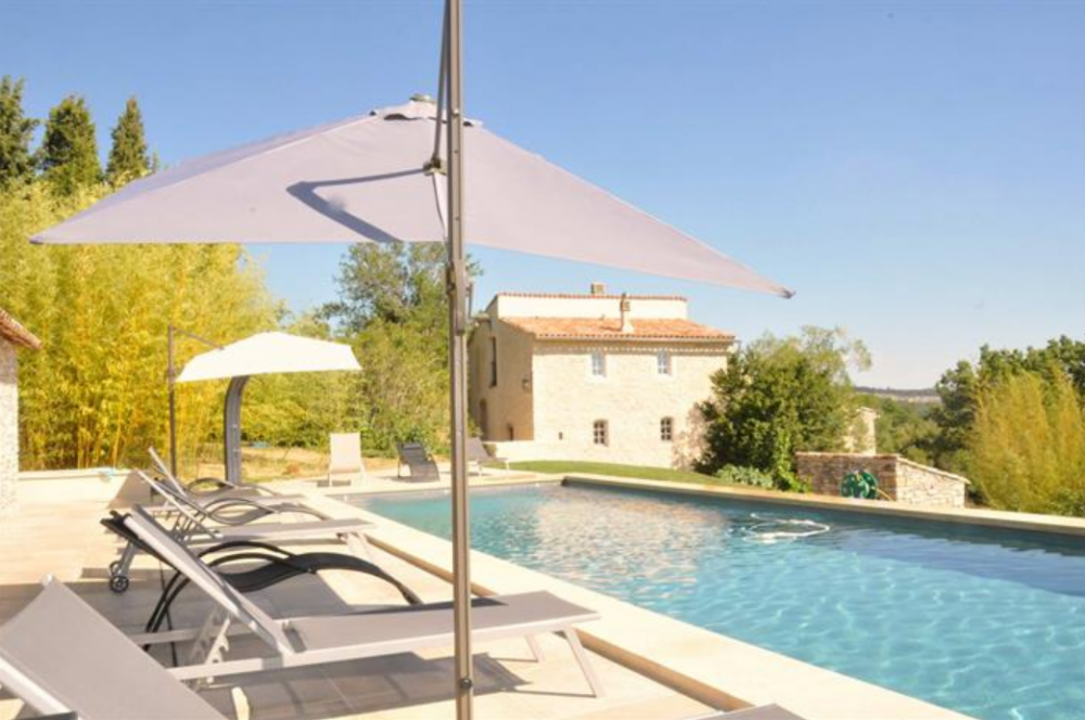 Refurbished Provence Villa with Private Pool