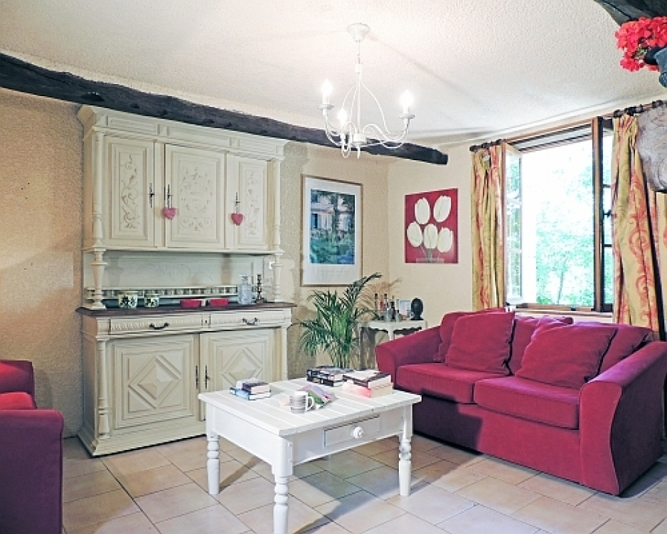 Holiday Cottage Rental in Dordogne, Aquitaine - Le Grenier