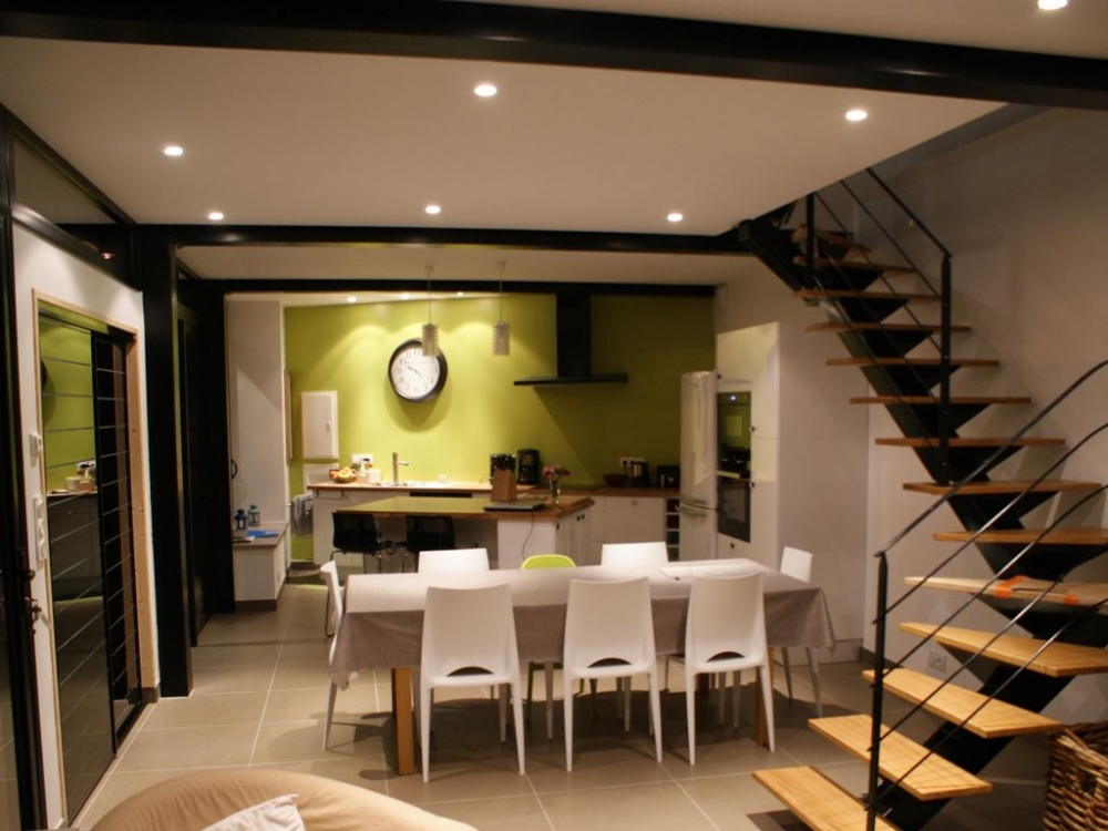 Contemporary Architect Designed House In The Heart Of Carantec, Brittany