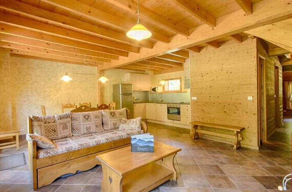 Luxury Self Catering Chalet Gite Lanchette, Savoie, Rhone Alpes