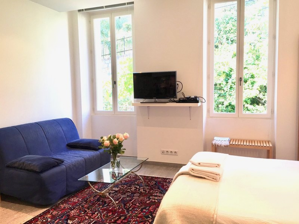 Chic and Modern Studio Apartment Located In Cannes - Residence Barri, Vert 2